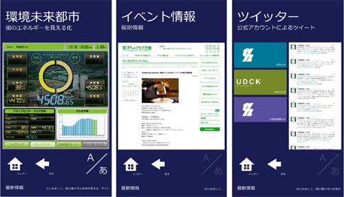Kashiwanoha Digital Signage
