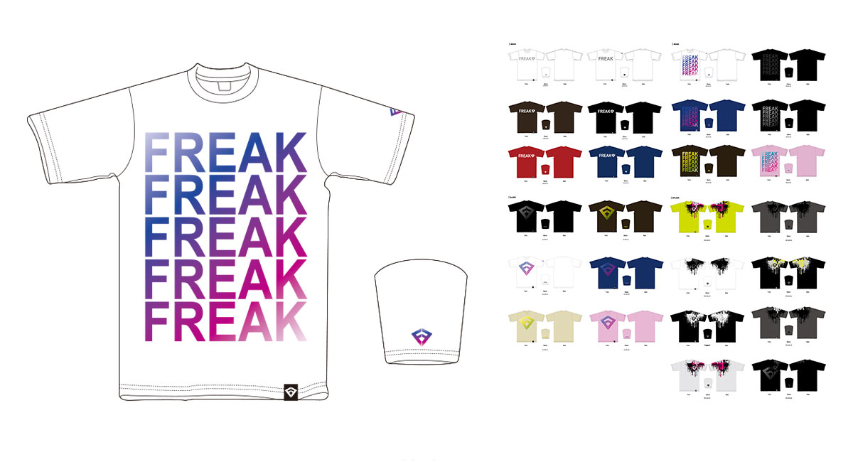 Freak Brand T-Shirts