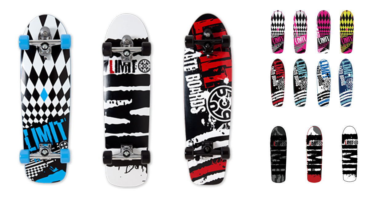 Limit Skate Boards