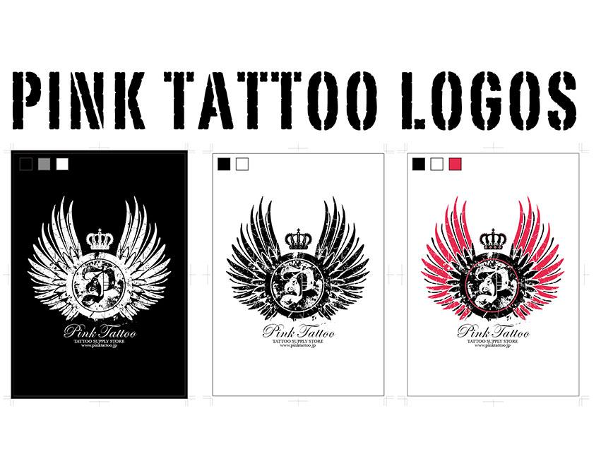 Pink Tattoo Logo